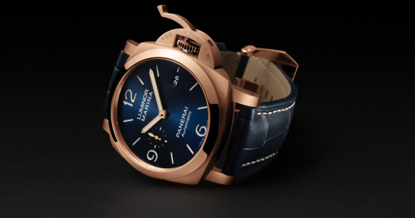 The New Luminor Marina Panerai Goldtech – 44 mm (Price, Pictures and Specifications)