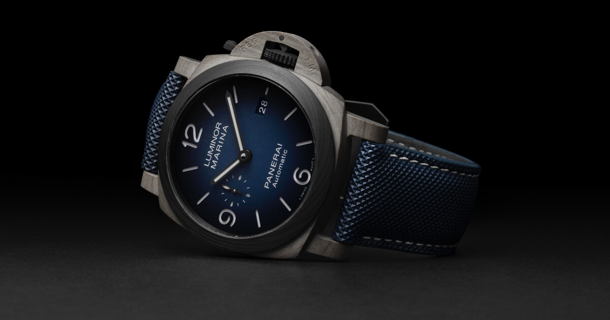 Panerai Luminor Marina Fibratech – 44 mm PAM01663 (Price, Pictures and Specifications)