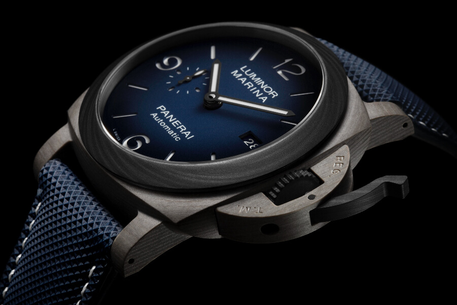 The New Panerai Luminor Marina Fibratech – 44 mm PAM01663