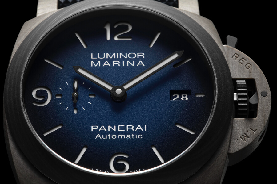 Panerai Luminor Marina Fibratech – 44 mm PAM01663 Blue Dial