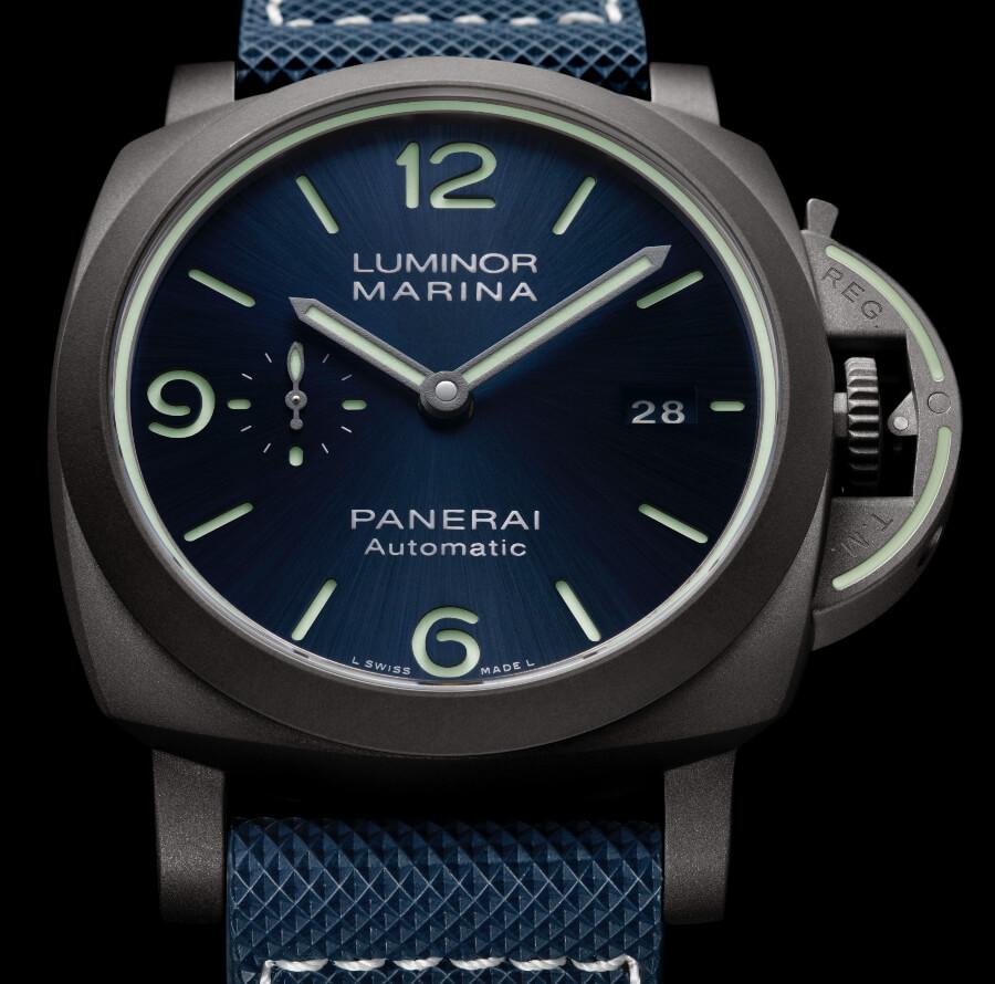 The New Panerai Luminor Marina – 44 mm PAM01117