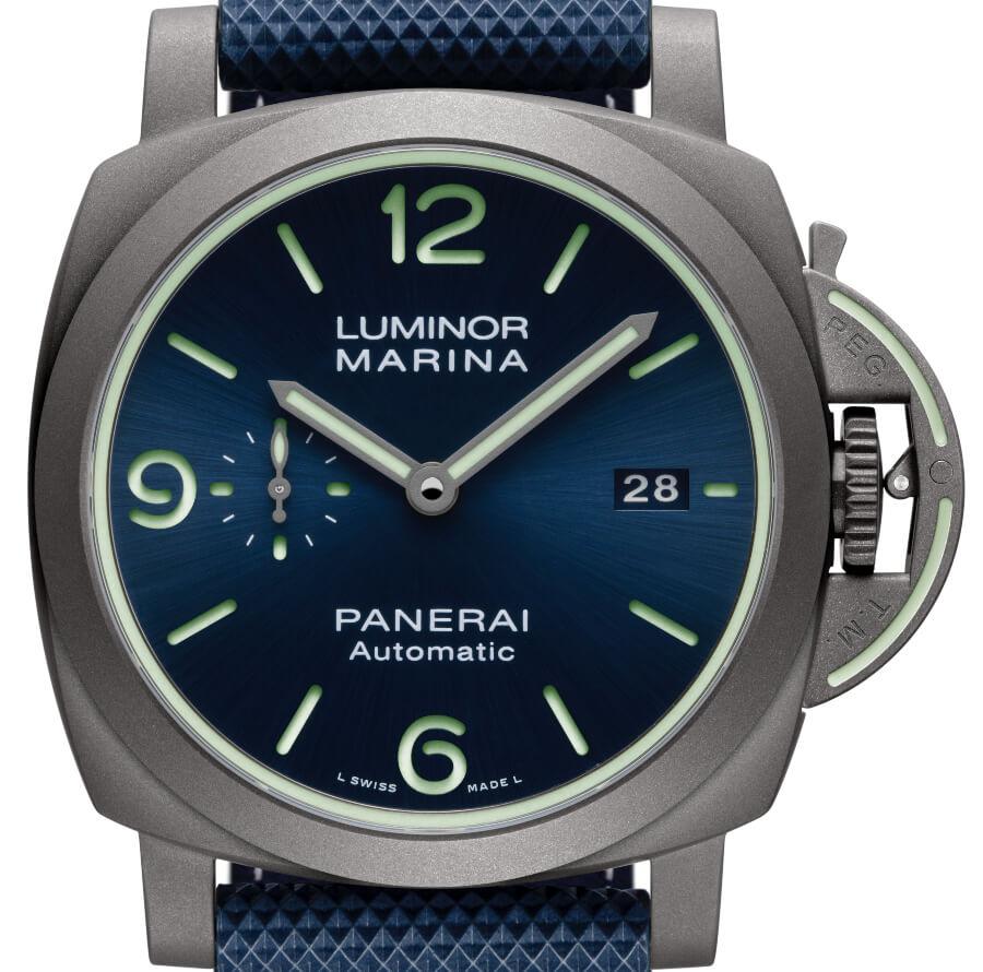 Panerai Luminor Marina – 44 mm PAM01117 Men Watches