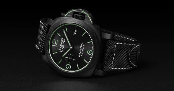 Panerai Luminor Marina Carbotech – 44 mm PAM01118 (Price, Pictures and Specifications)