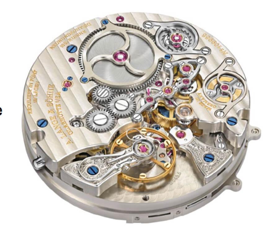 A. Lange & Söhne calibre L043.5