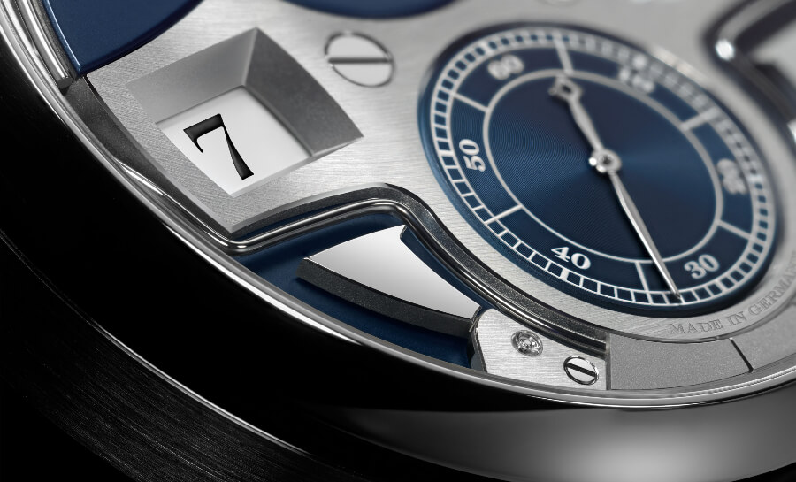 The New A. Lange & Söhne Zeitwerk Minute Repeater