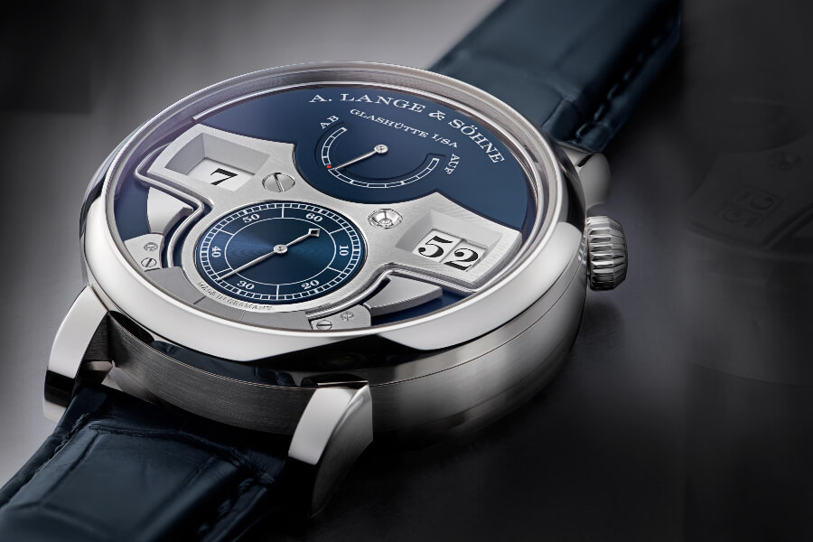The New A. Lange & Söhne Zeitwerk Minute Repeater Ref. 147.028F