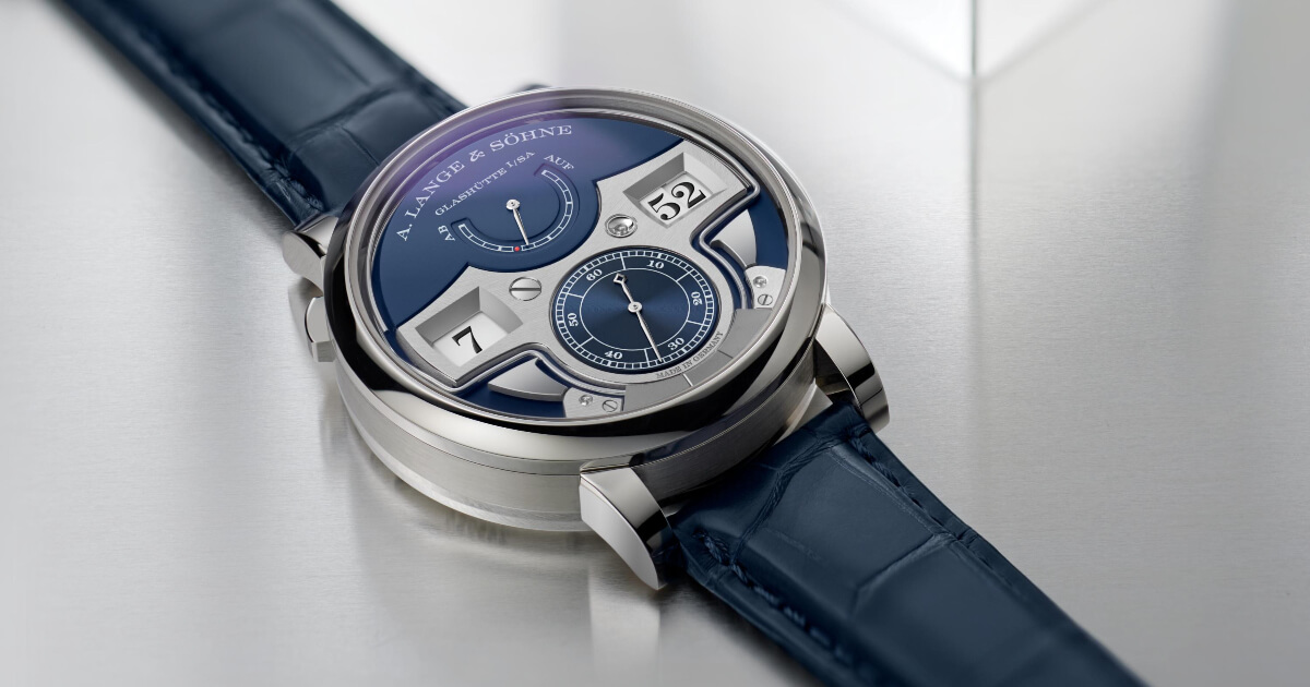 A. Lange & Söhne Zeitwerk Minute Repeater White-Gold Edition (Price, Pictures and Specifications)