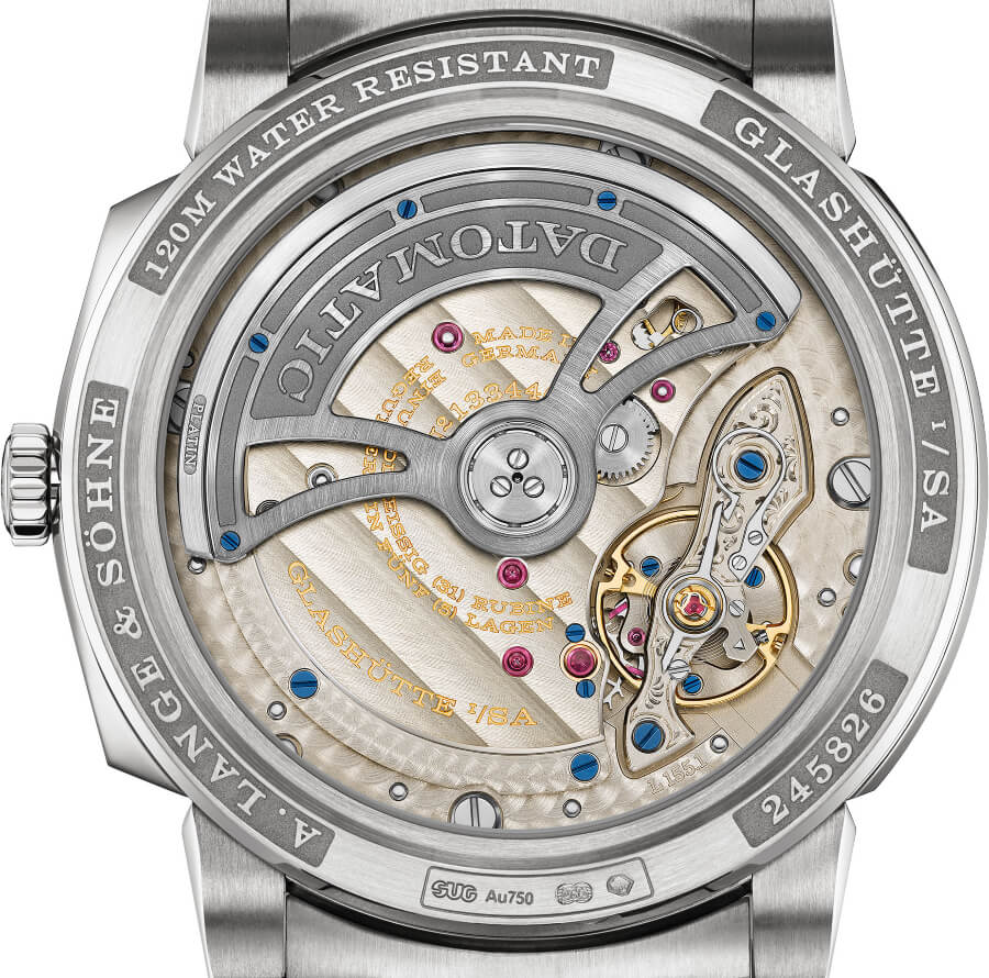 A. Lange & Söhne Odysseus White Gold Movement