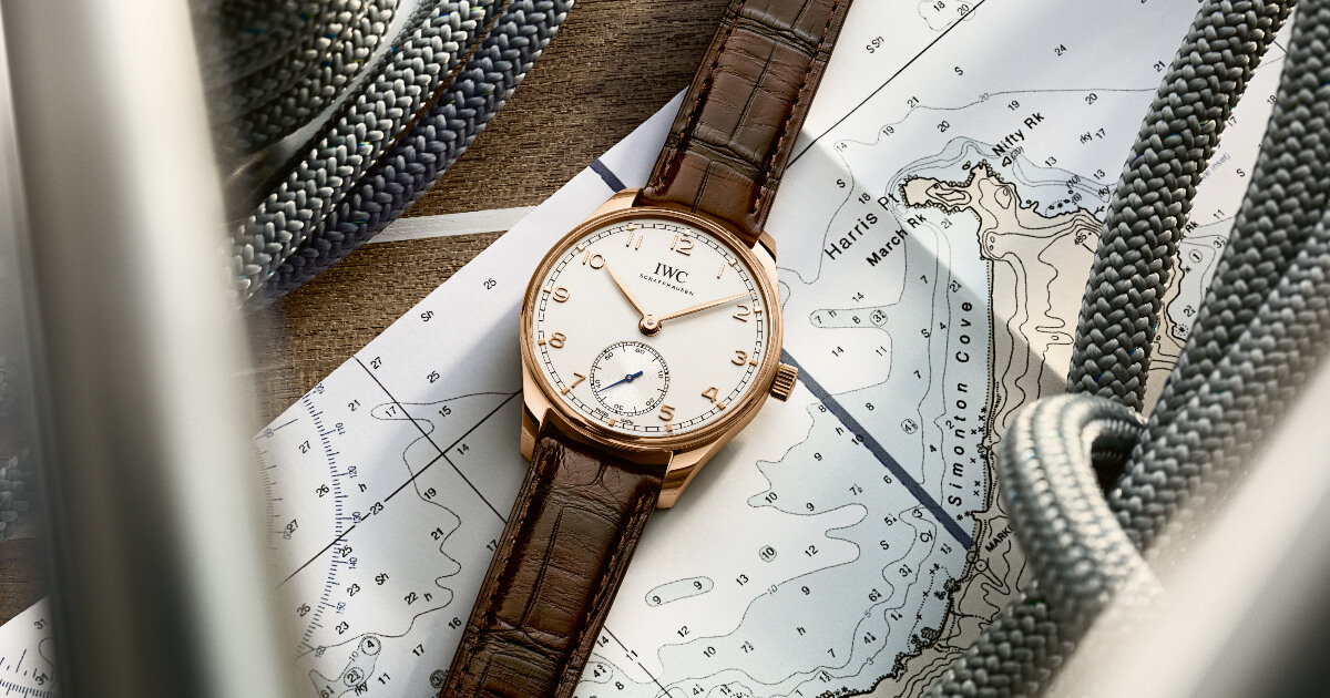 The New IWC Portugieser Automatic 40 & 42 (Price, Pictures and Specifications)