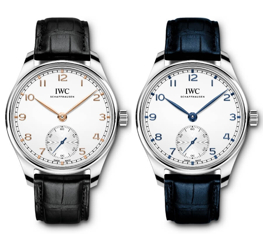 The New IWC Portugieser Automatic 40