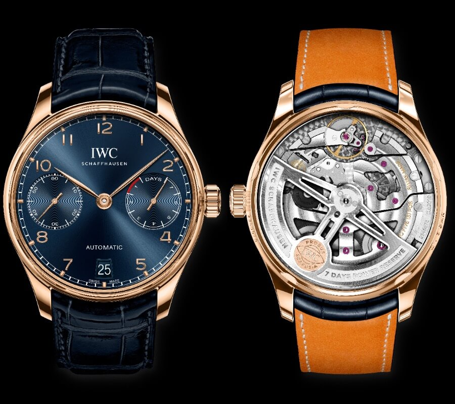 IWC Portugieser Automatic Ref. IW500713 Boutique Edition