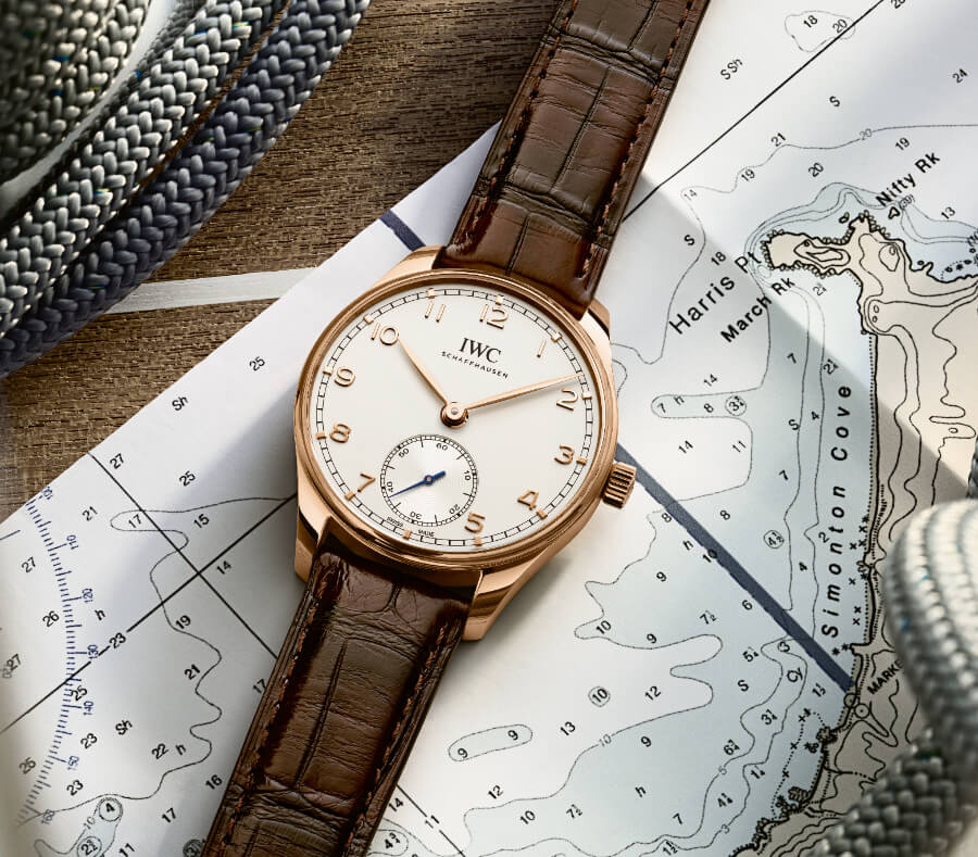 IWC Portugieser Automatic 40 Ref. IW3583 watch Review