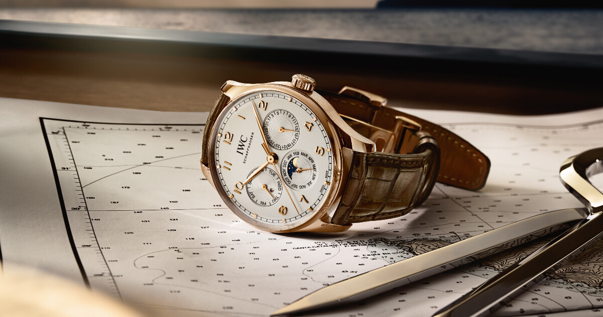 IWC Launches New Portugieser Perpetual Calendar Models (Price, Pictures and Specifications)