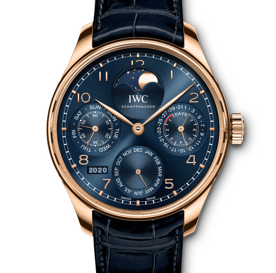 IWC Portugieser Perpetual Calendar Ref. IW503312 Boutique Edition Watch review