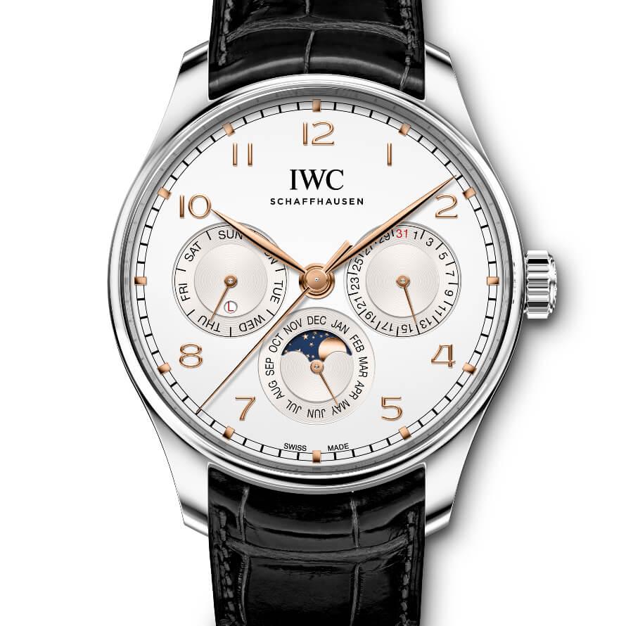 The New IWC Portugieser Perpetual Calendar 42 Ref. IW344203