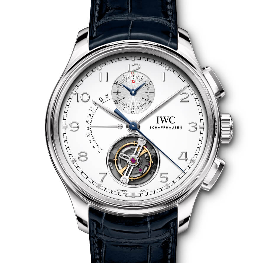 IWC Portugieser Tourbillon Rétrograde Chronograph Ref. IW394006 Watch Review