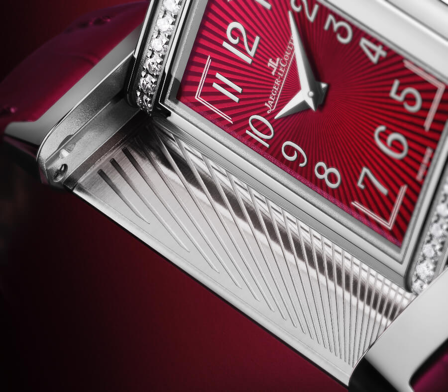 Jaeger-LeCoultre Reverso One Red-Wine Watch Review