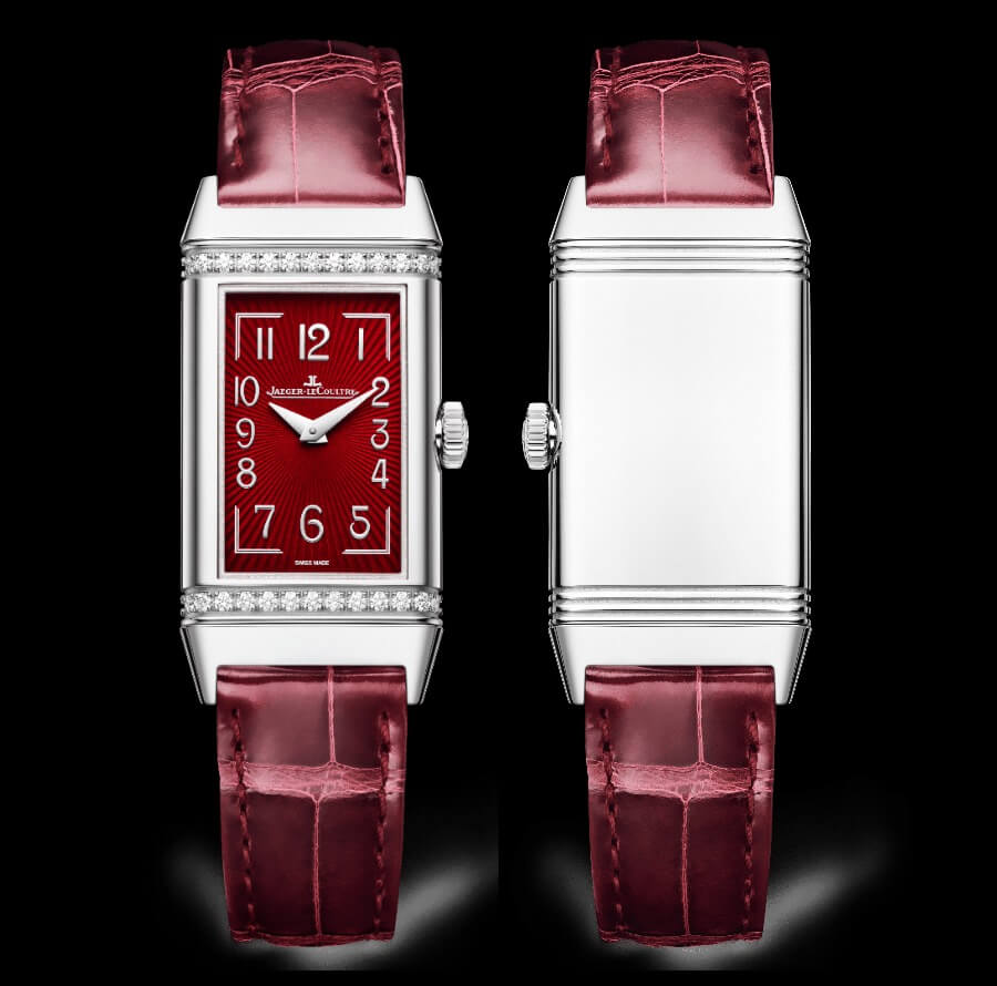 The New Jaeger-LeCoultre Reverso One Red-Wine