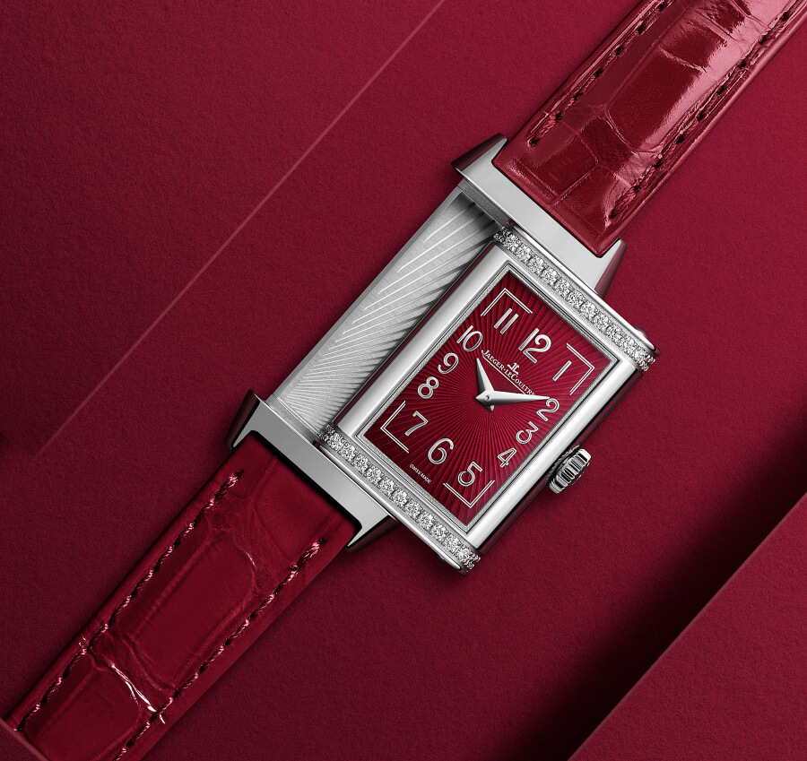 Jaeger-LeCoultre Reverso One Ladies Watch