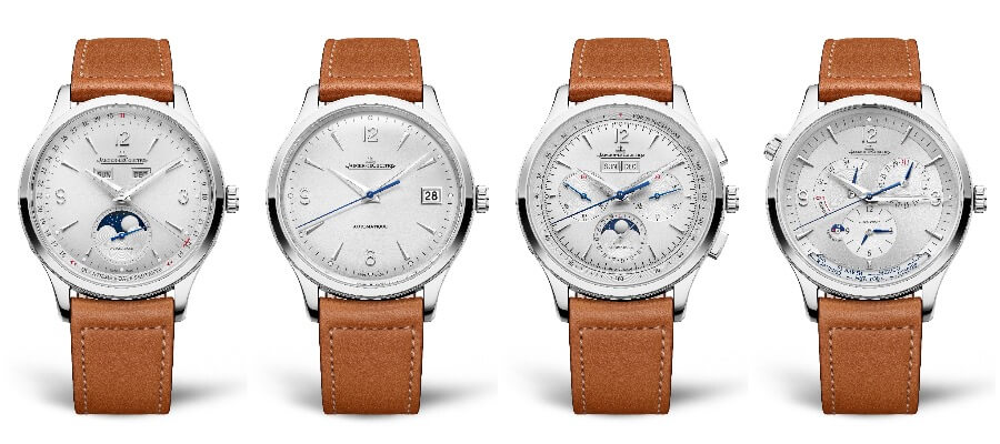 The New Jaeger-LeCoultre Master Control Collection