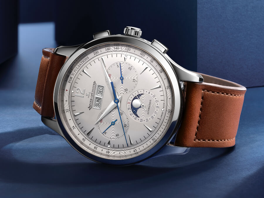 Jaeger-LeCoultre Master Control Chronograph Calendar Watch Review
