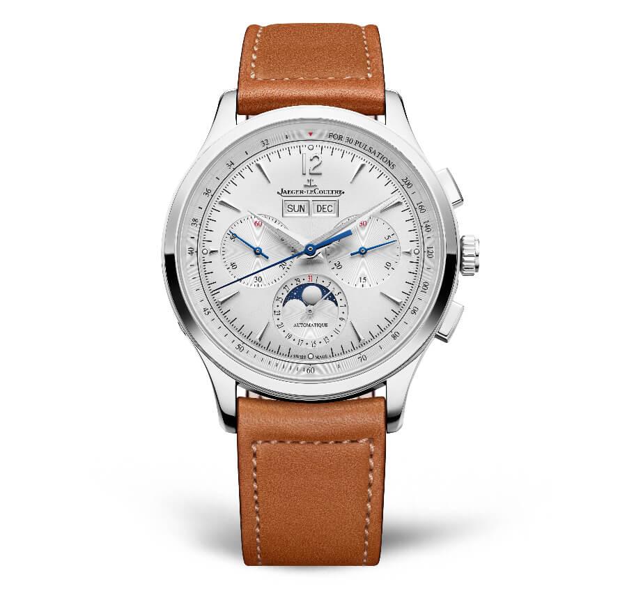 The New Jaeger-LeCoultre Master Control Chronograph Calendar