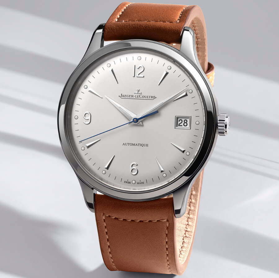 Jaeger-LeCoultre Master Control Date Watch Review