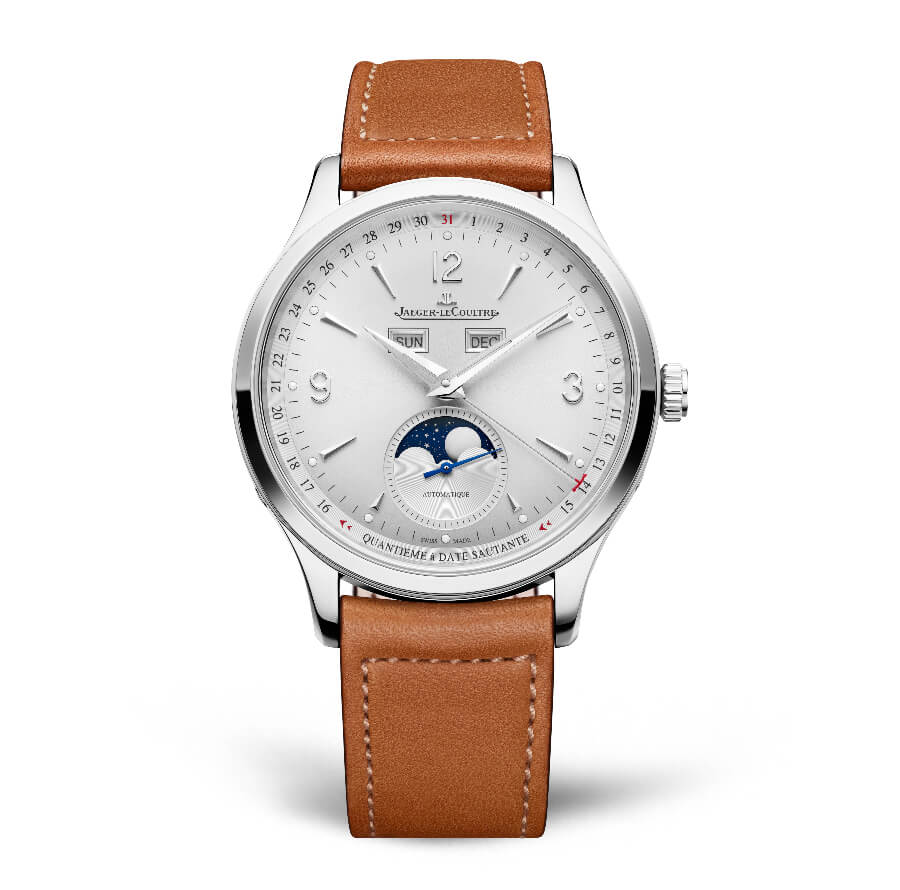 The New Jaeger-LeCoultre Master Control Calendar