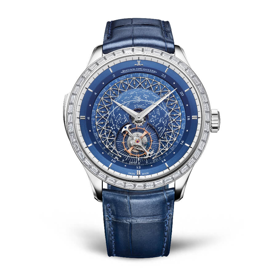 The New Jaeger-LeCoultre Master Grande Tradition Grande Complication Diamond