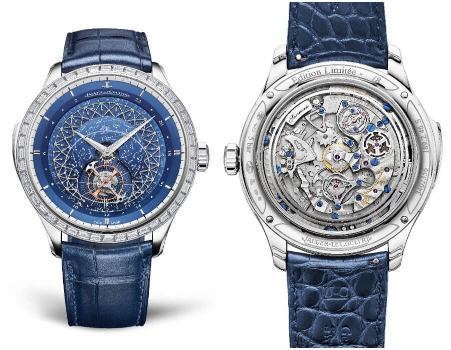 Jaeger-LeCoultre Master Grande Tradition Grande Complication Watch Review