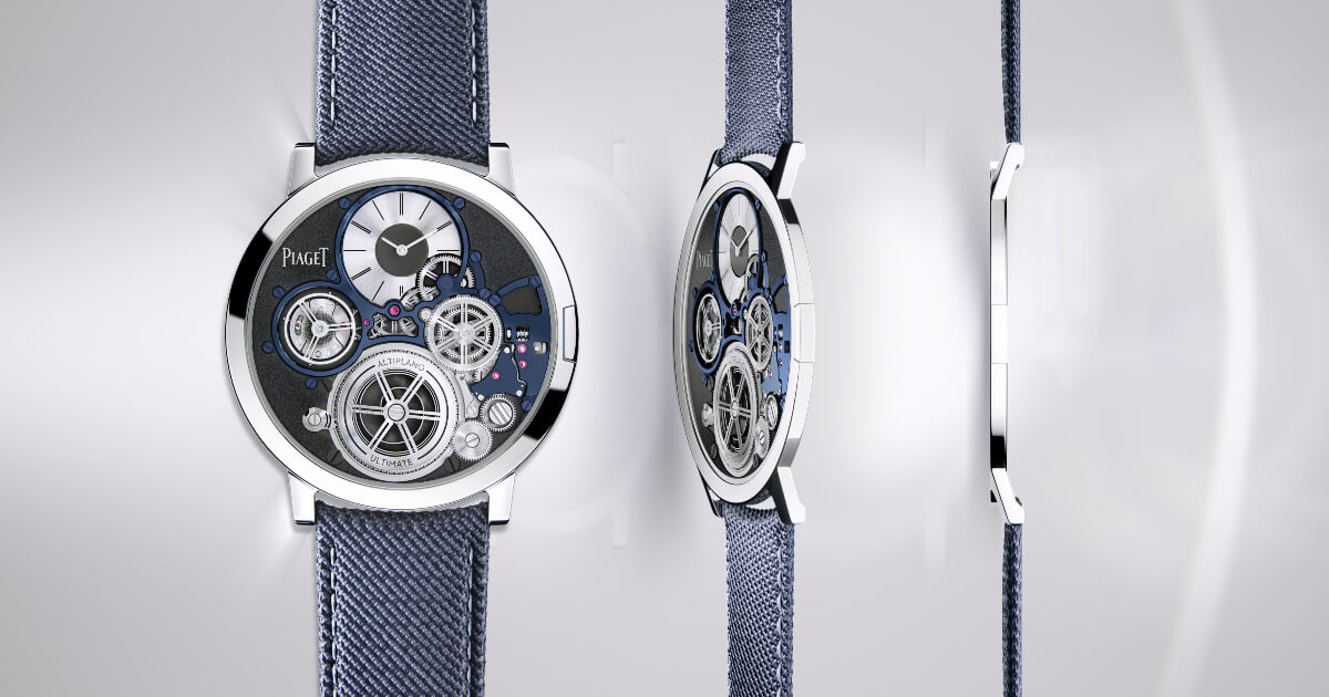Piaget Altiplano Ultimate Concept (Price, Pictures and Specifications)