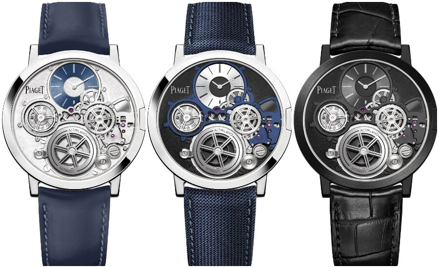 The New Piaget Altiplano Ultimate Concept