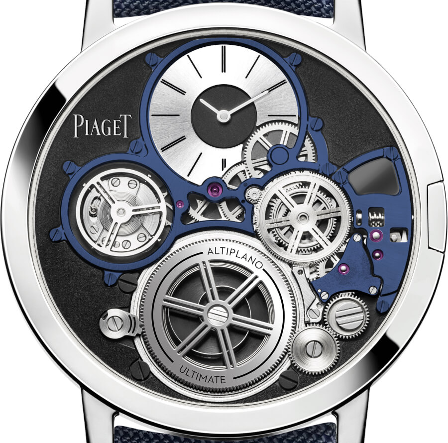 Piaget Altiplano Ultimate Concept Dial