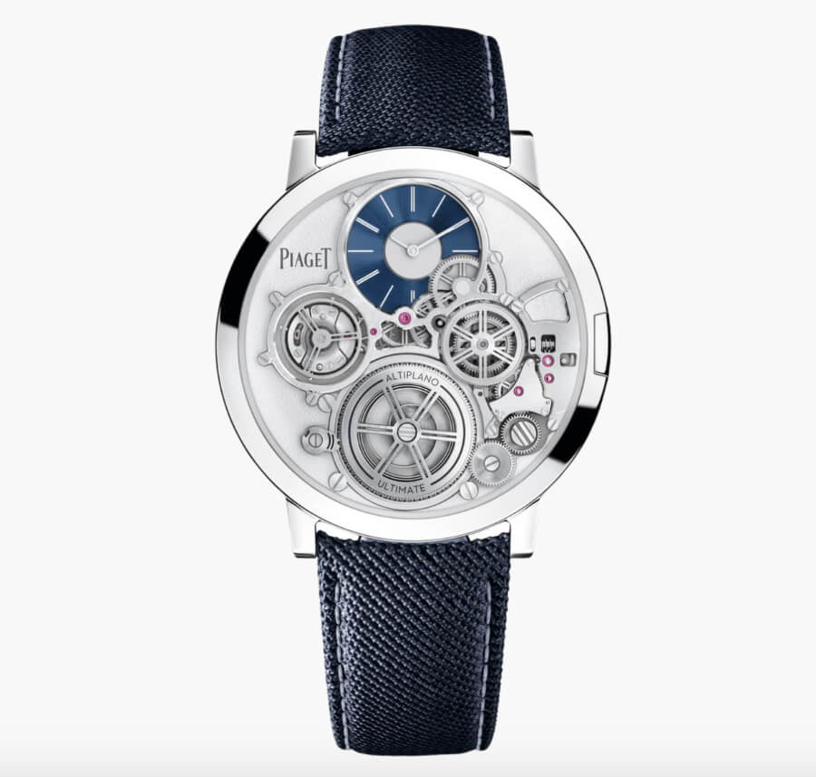 Piaget Altiplano Ultimate Concept Reference: G0A45501