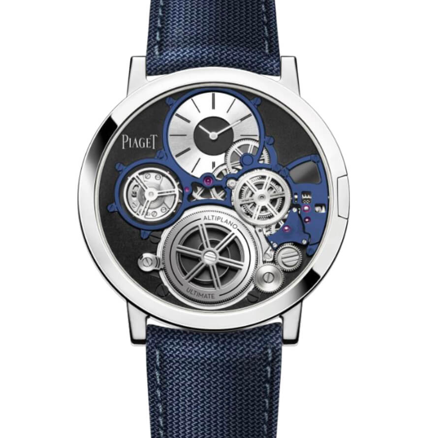 Piaget Altiplano Ultimate Concept Reference: G0A45502