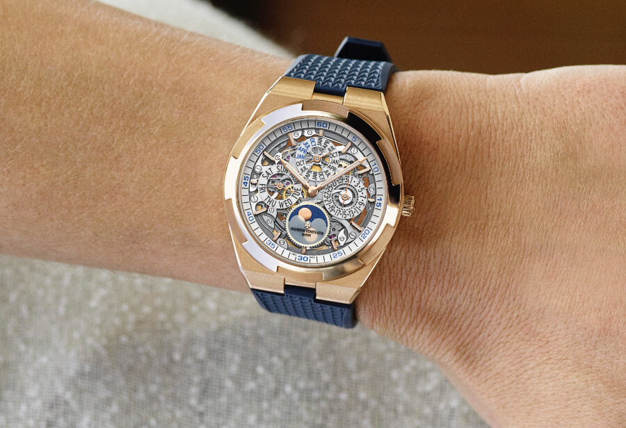 Vacheron Constantin Overseas Perpetual Calendar Ultra-Thin Skeleton Watch Review