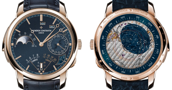 Vacheron Constantin Les Cabinotiers Astronomical Striking Grand Complication – Ode To Music (Pictures and Specs)