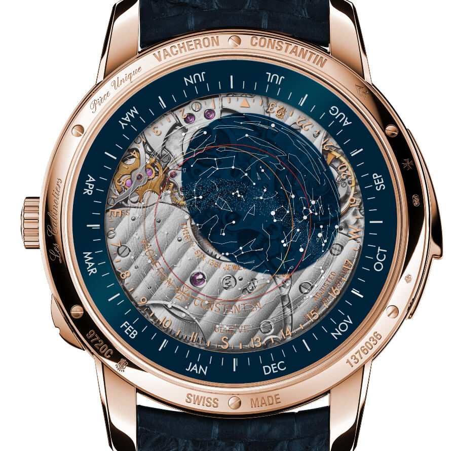 The new Vacheron Constantin Les Cabinotiers Astronomical Striking Grand Complication – Ode To Music