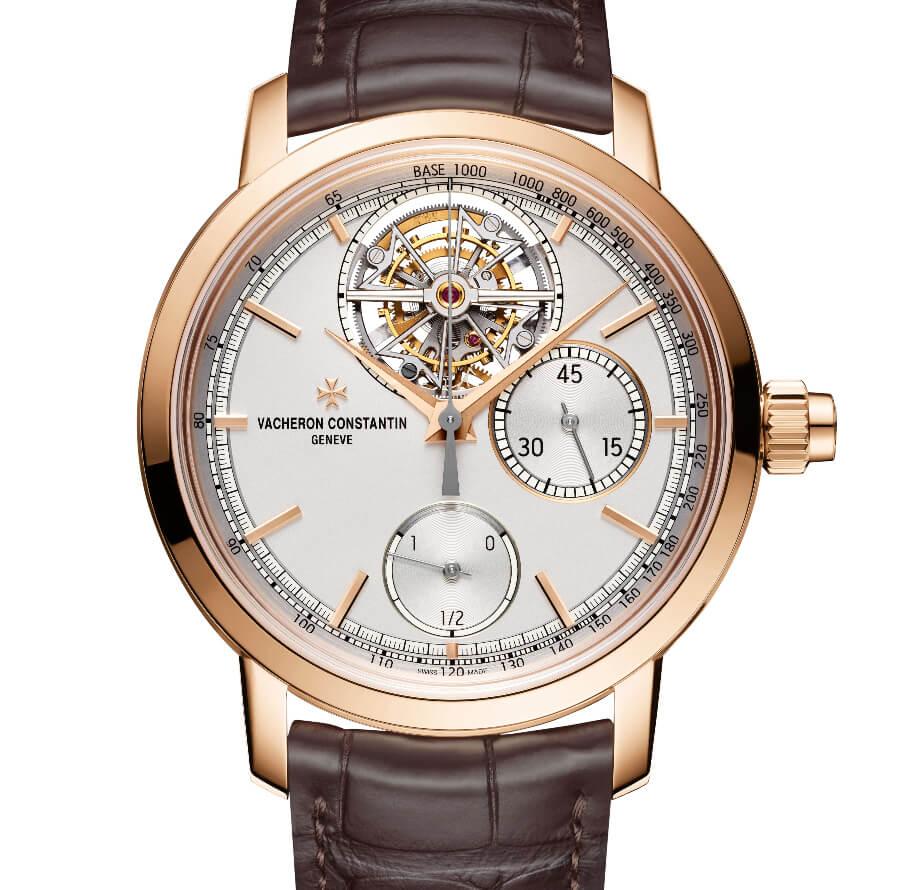 The New Vacheron Constantin Traditionnelle Tourbillon Chronograph