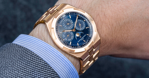 Vacheron Constantin Overseas Perpetual Calendar Ultra-Thin (Price, Pictures and Specifications)