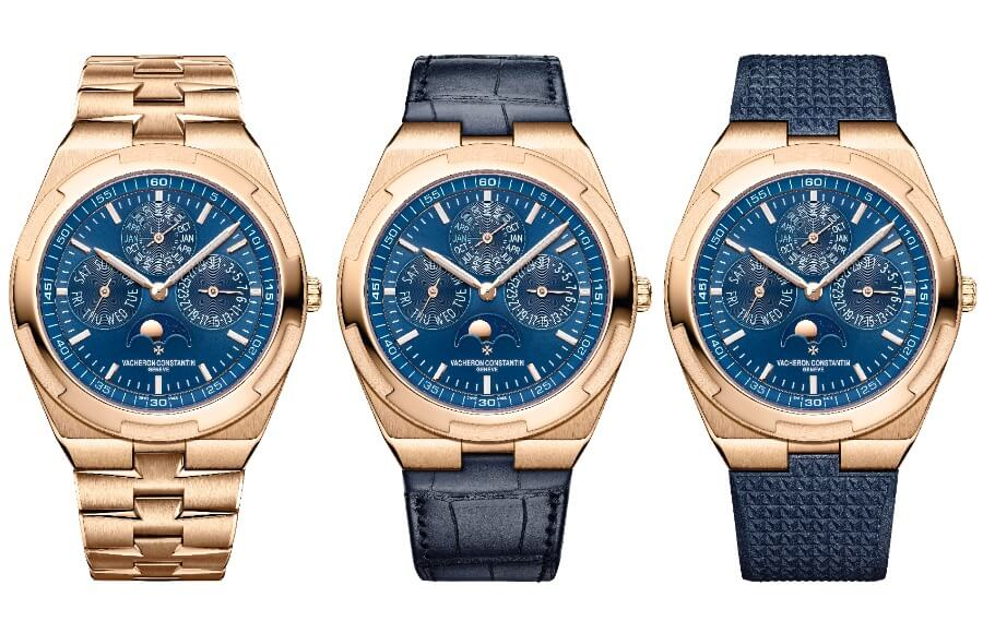 The New Vacheron Constantin Overseas Perpetual Calendar Ultra-Thin Gold