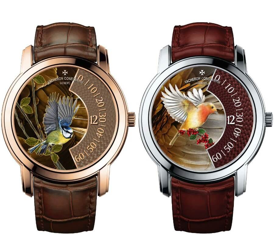 The New Vacheron Constantin Les Cabinotiers – The Singing Birds