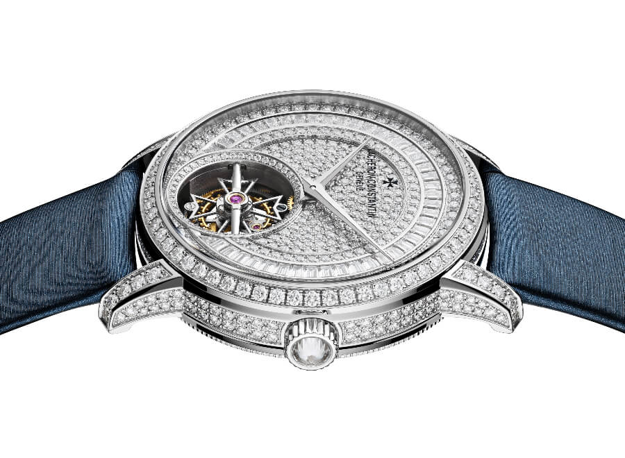 Vacheron Constantin Traditionnelle Tourbillon Jewellery