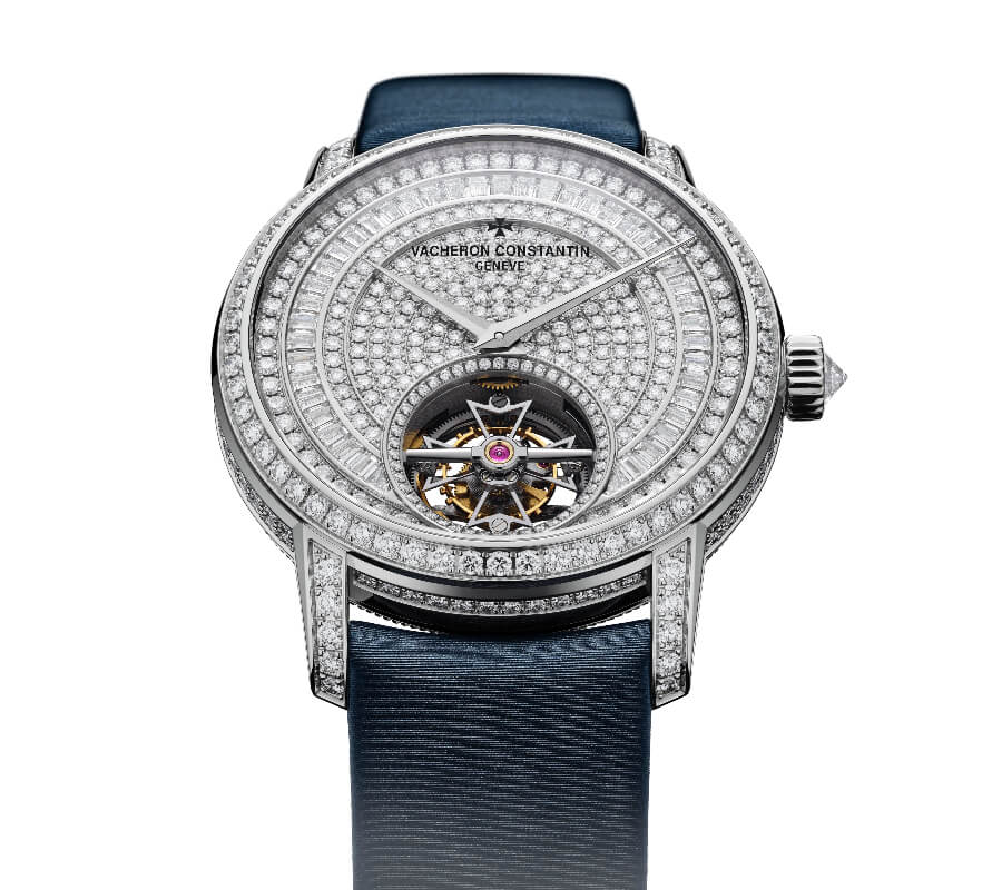 The New Vacheron Constantin Traditionnelle Tourbillon Jewellery