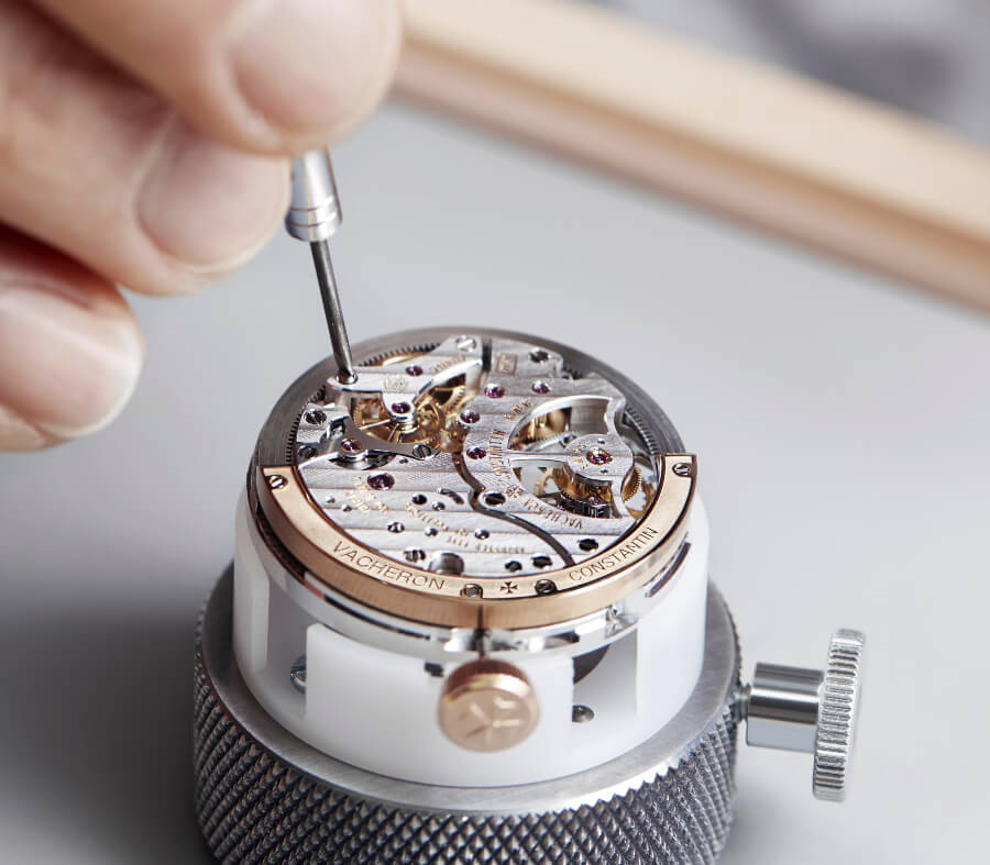 Vacheron Constantin in-house 2160 calibre