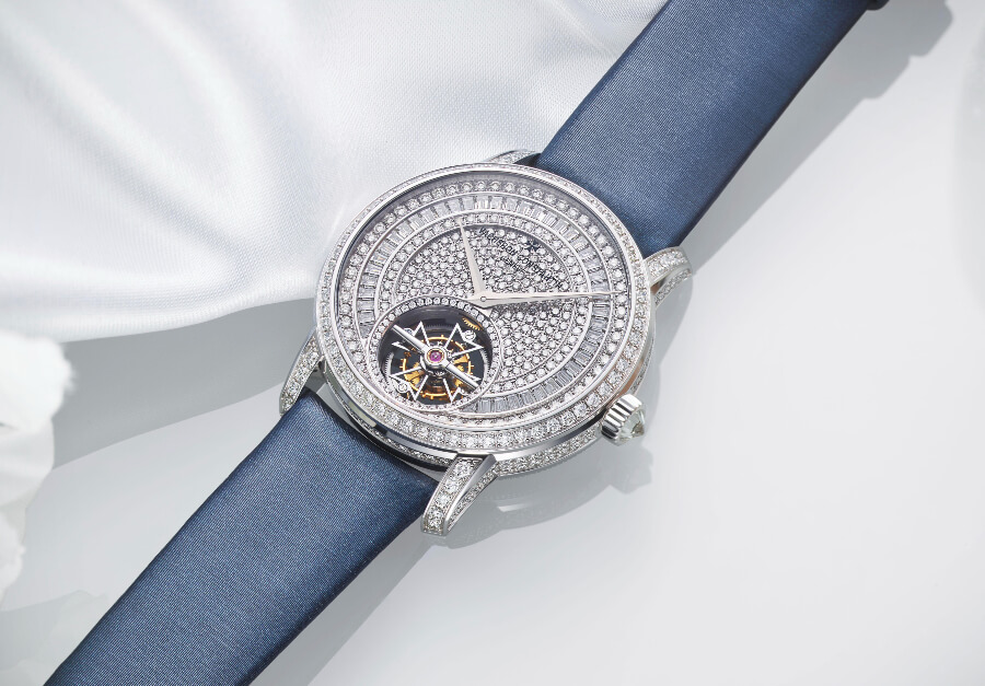 Vacheron Constantin Traditionnelle Tourbillon Jewellery Watch Review