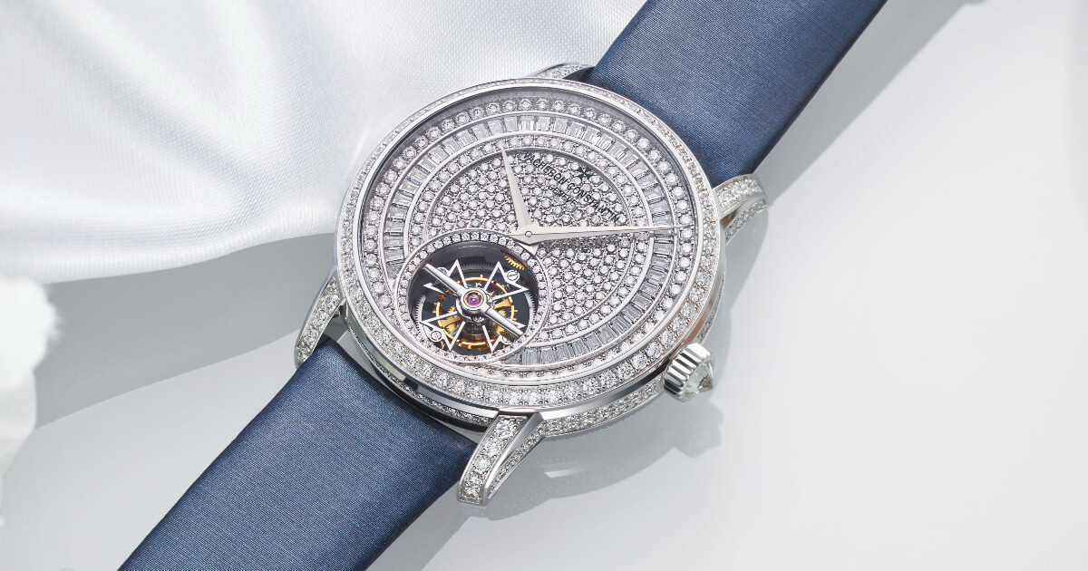 Vacheron Constantin Traditionnelle Tourbillon (Price, Pictures and Specifications)