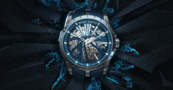 Roger Dubuis Excalibur Diabolus in Machina (Price, Pictures and Specifications)