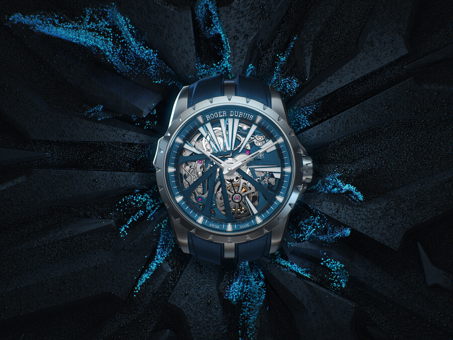 Roger Dubuis Excalibur Diabolus in Machina ref. RDDBEX0842 Watch review