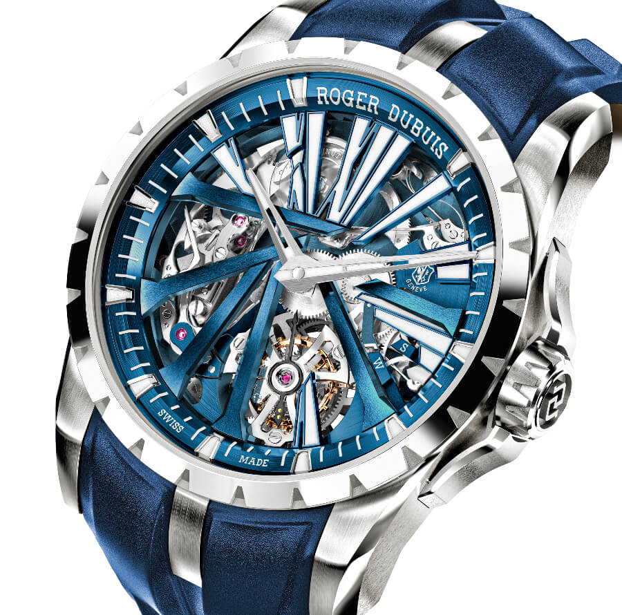 The Most Expensive Watch in The World Roger Dubuis